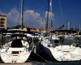 054-Le-port-Communal-Port-Grimaud-France